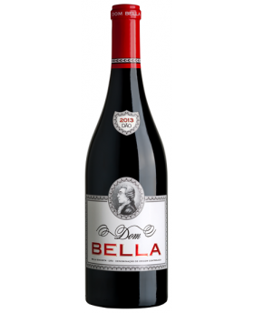 2015 Dom Bella Dao Rouge 75cl
